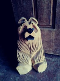 carved bear Anderson, 96007