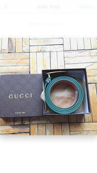 Gucci belt Waterloo, N2L 3Y1
