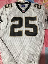 Saints bush jersey shirt $20.00 new large Harahan, 70123