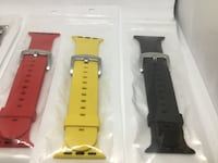 Iwatch silicon bands