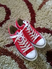 Red Converse Lubbock