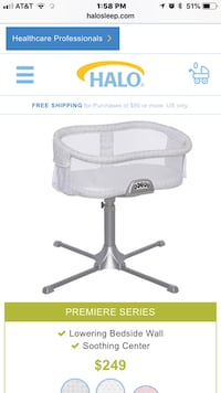 Halo Bassinet San Antonio, 78205