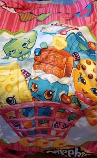 Shopkins Twin Comforter Set *NO HOLDS* Mobile