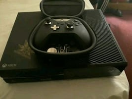 xbox one and elite controller