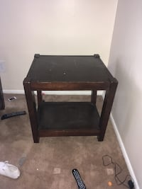 2 end tables Portsmouth, 23703