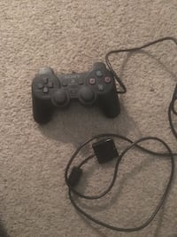black Sony PS3 game controller Mississauga, L5N 2W2