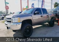2013 Chevrolet Silverado Lifted  Houston