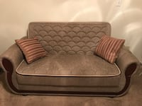 Brown loveseat with storage-excellent condition Tucson, 85704
