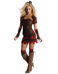 New Ladies Freddy Kruger costume Jamestown, 14701