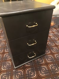 Side table with storages Alexandria, 22312