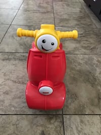 Fisher price ride on scooter Hayward, 94541