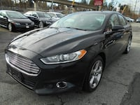 2014 Ford Fusion Black Surrey, V3T 2T3