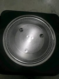 Large Microwave spin plate. 12 and 3/8 inches. Los Angeles, 91605