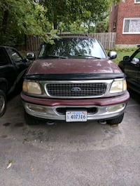 1998 Ford Expedition.     Sale asis Baltimore