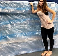 2018 Mattress Models MUST GO! Brand New in Factory Wrap. $40 Down Columbia