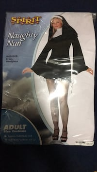 Adult Naughty Nun costume Corona, 92881