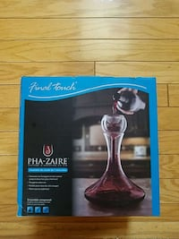 Pha-Zaire Wine Aeration System Laurel
