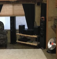 JBL speakers w/ Onkyo 5.2 reciever Surrey, V3Z 1A7