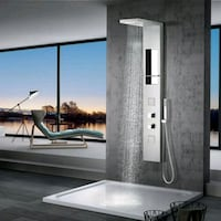 Shower Pannel w messager wand 58 inch  Midvale, 84047