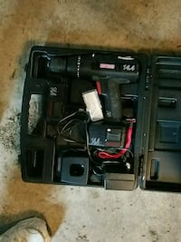 black and red cordless power drill 239 mi