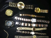 Bunch of watches