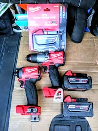 Brand New M18 Fuel New Gen Drills and batteries Arvada, 80002