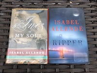 Isabel Allende bestseller book collection  Miami Lakes