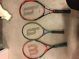 Wilson Tennis Racquet Sets