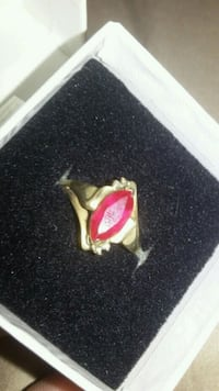 Ruby ring Belleview, 34420