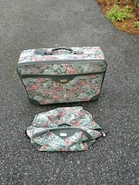 Print luggage set/ print/ Hampshire Westminster, 21157