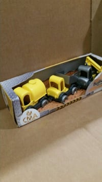 Construction truck(collectable toy).