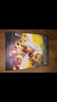 Myths and legends book 42 km