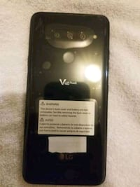 Tmobile/Metro PCS LG V40 ThinQ 64gb Clear Imei Chicago