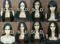 New Two 100% Human Hair Lace Top Wigs Lanham, 20706