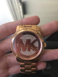 Rose Gold Michael Kors Watch Lake Mary, 32746