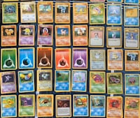 2000+ Pokémon cards 100+ ex's and base charizard Surrey, V3S 0M8