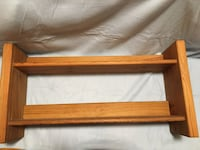 Sturdy Wooden Shelf  Quincy, 02169