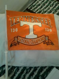 Tennessee VINTAGE National Champs flag