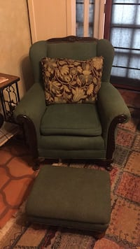 Antique chair and ottoman  Manhattan Beach, 90266
