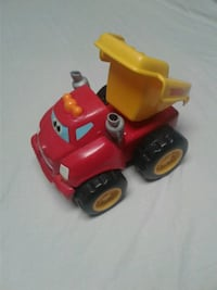 red and yellow plastic toy car East Stroudsburg, 18301