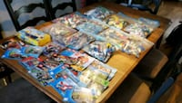 Authentic Legos selling the whole lot Vaudreuil-Dorion