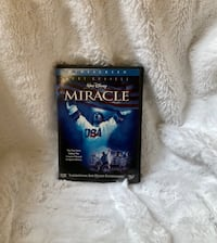 """Miracle"" Disney DVD, 2004, 2 Disc Set, Widescreen"