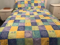 Queen Bedsheet Set Vaughan, L4J 4Y1