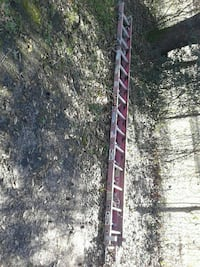 WERNER 28 ft Contractor exstention ladder  Conroe, 77306