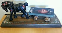 Hand Crafted Wooden Horse Cart Mississauga, L5N 2X2