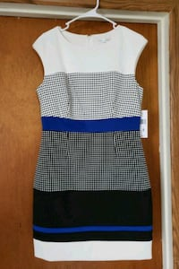 Size 8 dress with zipper Mission, 78572