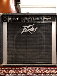 black and gray Peavey guitar amplifier Alexandria, 22305