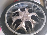 "24"" rims and tires Albany, 31707"