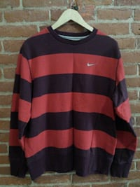 red and black striped sweater St. Catharines, L2R 3M2