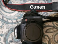 Black Canon EOS Rebel t7i DSLR camera set Norfolk, 23502